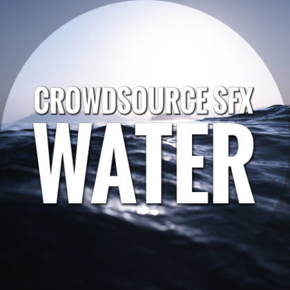 crowdsourcesfx-water-icon